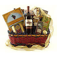 1A Gourmet's Delight Gift Basket