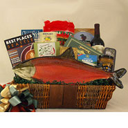 #108 Northwest Greetings Gourmet Gift Basket