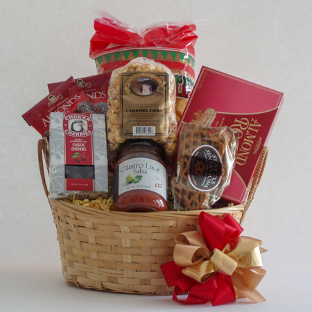 #10B The Medium Crowd Pleaser Gift Basket