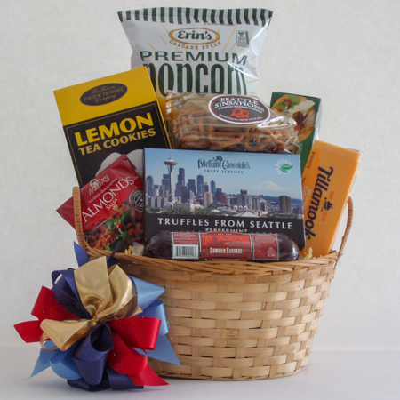 #10C The Medium Crowd Pleaser Gift Basket