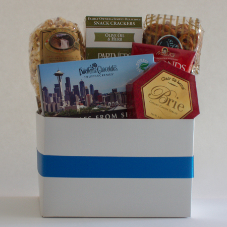 #10D The Small Crowd Pleaser Gift Basket