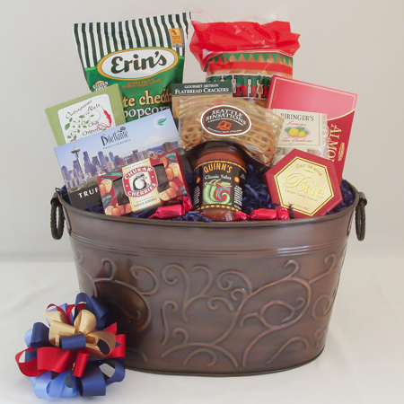 #10A Large Crowd Pleaser Gift Basket