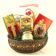 #10B The Medium Crowd Pleaser Gift Basket at $66.95