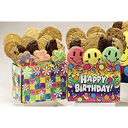 #87 Cookies Galore Gift Basket