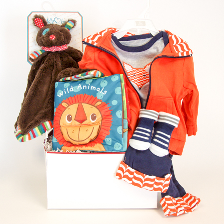 124 Baby Joy Gift Basket