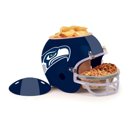 #163A Seattle Seahawks Snack Helmet