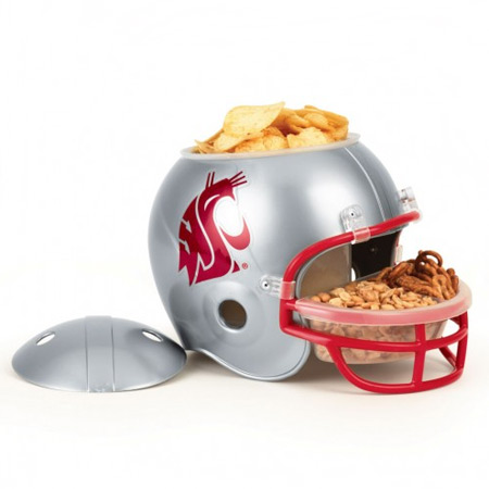 #163C Washington State University Cougars Snack Helmet