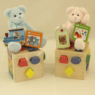 #19 Shapes and Colors Baby Gift