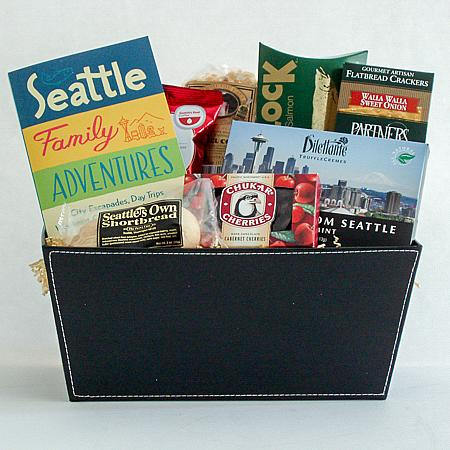 #33B Seattle Family Adventures Gift Basket