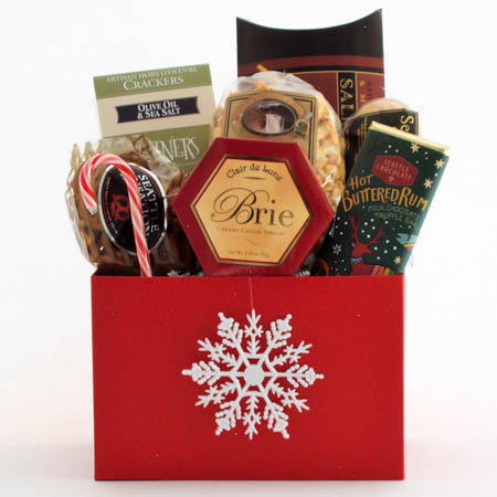 Q Pacific NW Treats Gift Basket