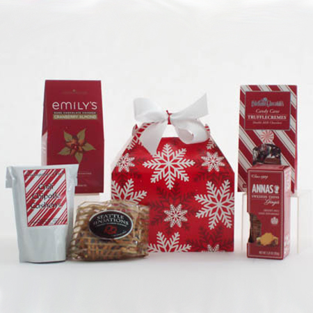 R Savory and Sweet Holiday Treats Gift Box