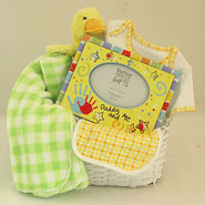 #39B Daddy and Me Baby Gift Basket