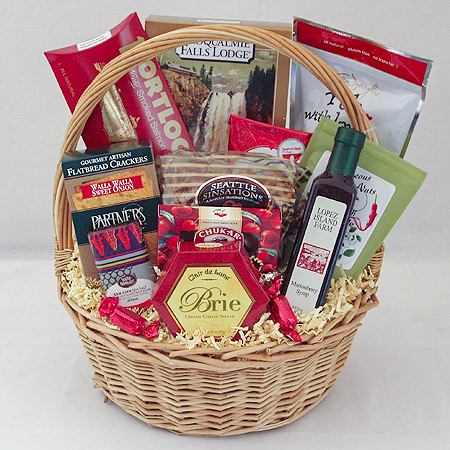 #22 Wonderful Washington Gourmet Gift Basket