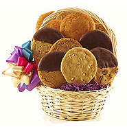 #82 Gourmet Cookie Gift Basket
