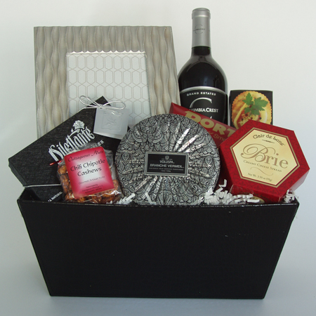 27 Scented Candle Gift Basket