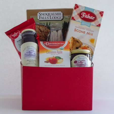#28 Northwest Breakfast Gift Basket
