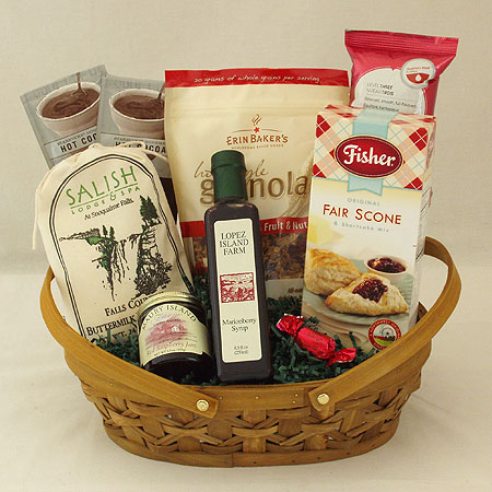 #32 Rise & Shine Breakfast Gift Basket