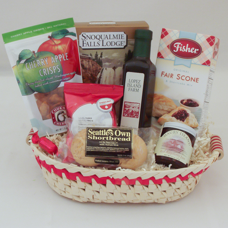#32 Northwest Breakfast Gift Basket
