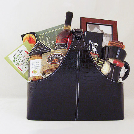 #35B The Grand Gourmet Executive Gift Basket