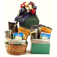 #36 A Warm Northwest Welcome Hospitality Gift Basket