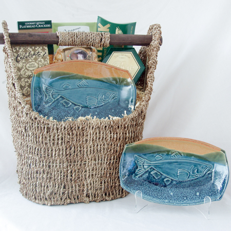 #46A Northwest Inspired Gift Basket