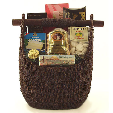 Celebration Gift Baskets - Send the Best of the Northwest : 5 A ...