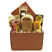 #20 Snack Attack with Tillamook Beef Sausage and Cheese Gift Basket