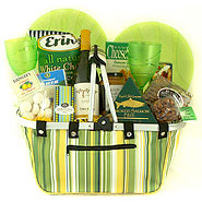 #56 Outdoor Fun Picnic Basket