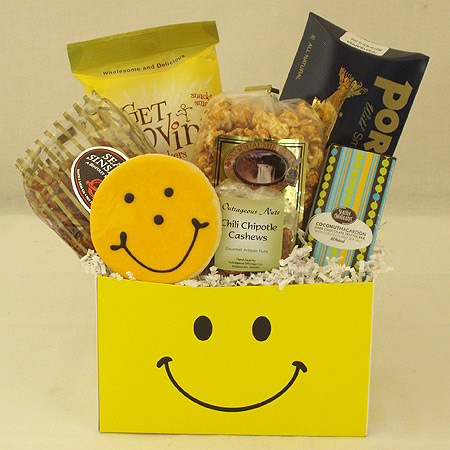 #69 Make Them Smile Gourmet Gift Box