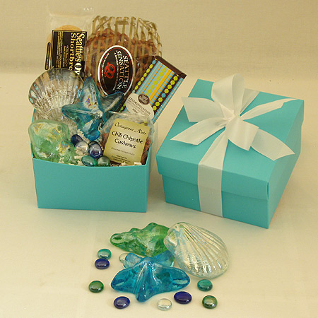 #70 Beachcomber Gift Basket
