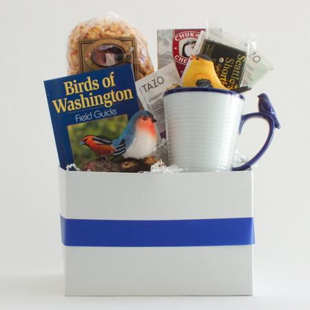 #71 Birds of Washington Gift Basket