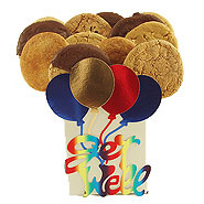 "#94 ""Get Well"" Gourmet Cookie Gift Box"
