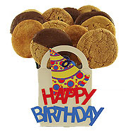 "#92 ""Happy Birthday"" Gourmet Cookie Gift Box"