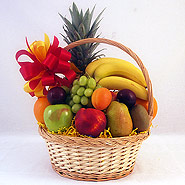 112 Medium Fresh Fruit Basket