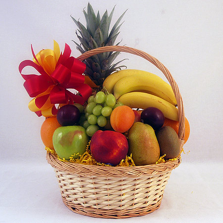 Celebration gift baskets send the best of the northwest 112 112 medium fresh fruit basket negle Gallery