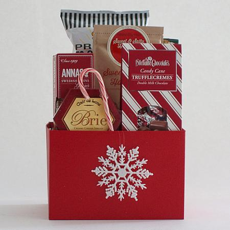 H. Small Holiday Crowd Pleaser Gift Basket