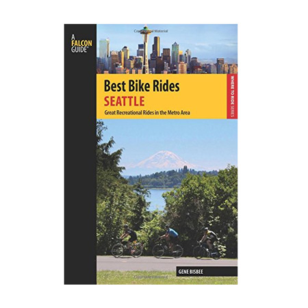 "Add the book ""Best Bike Rides"" to any gift basket"