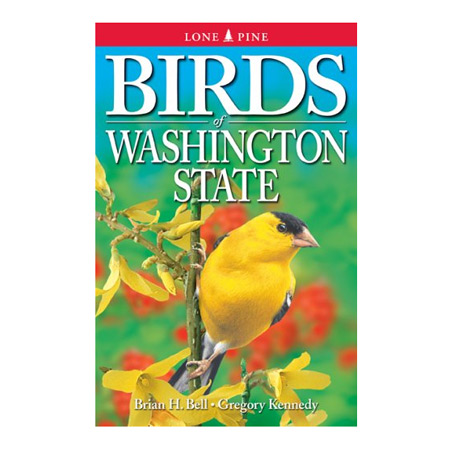 "Add the book ""Birds of Washington State"" to any gift basket"