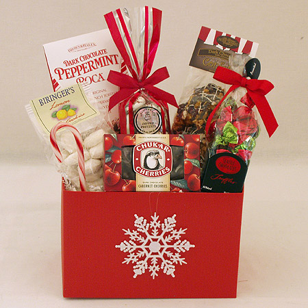 Holiday #K Sweet Treats Gift Basket